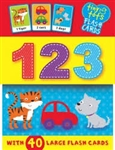 Tiny Tots Flash Cards 123