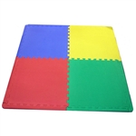 Jolly KidZ EVA Safety Play Mat - Set of 4