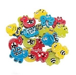 Playgro Animal Friends Bath Shapes 3yrs+ - 20 Pieces
