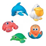 Munchkin Sea Squirts - 5 Pack