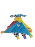 Lamaze Pippin the Puppy Blankie 0m+