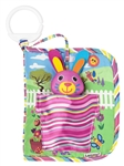 Lamaze Bella the Bunny Hide and Seek Book 6m+