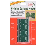 Party/Holiday Garland Removable Hooks