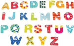 Boikido Magnetic Capital Letters - 59pcs