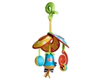 TinyLove Pack & Go Mini Mobile Wind Chime 0-12months