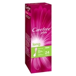Carefree Plus Incontinence Long Liners - 24 pack