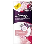 Always Discreet Adult Care Liners - 24