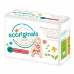 Ecoriginals Crawler Nappies 7-13kgs - 30