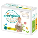 Ecoriginals Walker Nappies 14-20kgs - 22