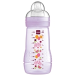 MAM Baby Bottle 270ml 2months+ in Riviera Purple