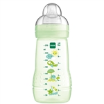 MAM Baby Bottle 270ml 2months+ in Riviera Green