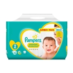 Pampers New Baby Premium Protection Jumbo+ Pack 4-8kg 86