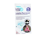 Baby U Potette Folding Travel Potty Liners