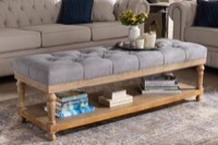 Living Room Furniture Benches