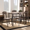 Dining Set Industrial Style