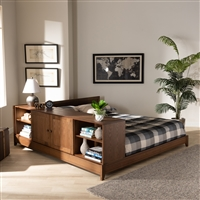 Bedroom Platform Storage Bed