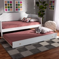 Kids Trundle Bed