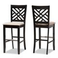 Bar Furniture Wood Bar Stools