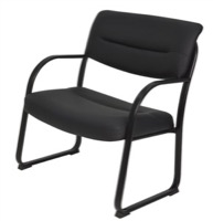 Regency - Guest Chair - Crusoe Big & Tall