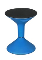 Regency Classroom Seating - Grow Height Adjustable Wobble Stool, Blue