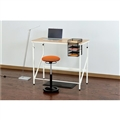 Elevate Desk - Adjustable-Height, Beech