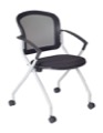 Regency Nesting Chair - Cadence Chair - Black