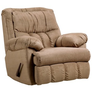 Camel Rocker Recliner