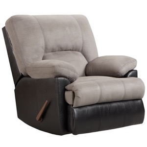 Graphite Rocker Recliner