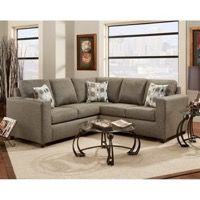 Onyx Fabric Sectional