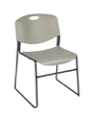 Regency Seating - Zeng Stack Chair - Grey