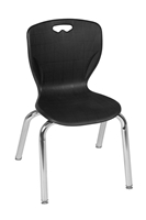 "Regency Classroom Chair - Andy 15"" Stack Chair"