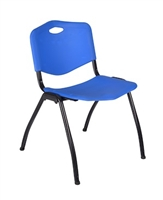 Regency Guest Chair - M Stack Chair - Blue