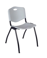 Regency Guest Chair - M Stack Chair - Grey