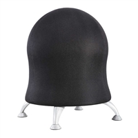 Zenergy Ball Chair, Black