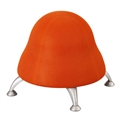 Runtz Ball Chair, Orange