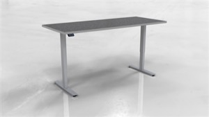 Mayline ML Height Adjustable Table