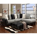 Steel L-Shaped Sectional