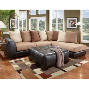 Sea Rider L-Shaped Sectional