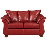 Sierra Red Loveseat