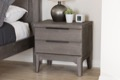 Bedroom Set Nash Rustic Nightstand