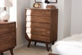 Bedroom Set Sierra Mid-Century Modern