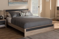 Bedroom Set Jamie Platform Bed