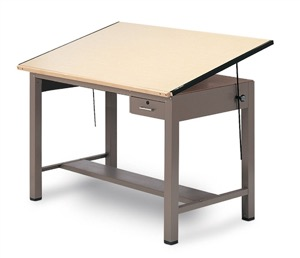 "Mayline Ranger Drawing & Drafting Table 72"" x 37 1/2"" - 7737A"