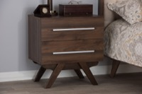 Bedroom Set Auburn Nightstands