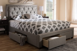 Bedroom Set Aurelie Storage Beds