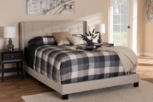 Bedroom Set Lisette Modern Beds