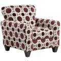 Mulberry Accent Chair