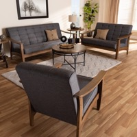 Living Room Seating Set