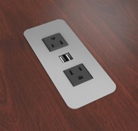 Power Outlets USB Charging Ports