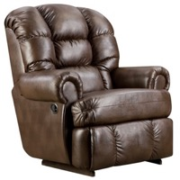 Big and Tall Rocker Recliner